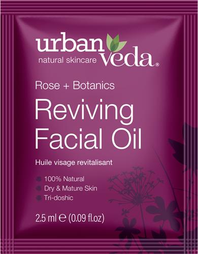 Urban Veda Reviving Facial Oil Sachet