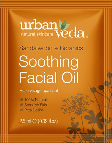 Urban Veda Soothing Facial Oil Sachet