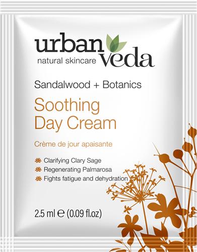 Urban Veda Soothing Day Cream Sachet