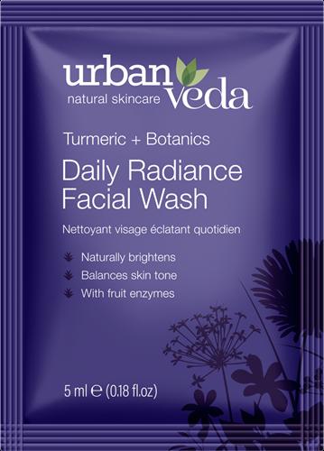 Urban Veda Radiance Facial Wash Sachet