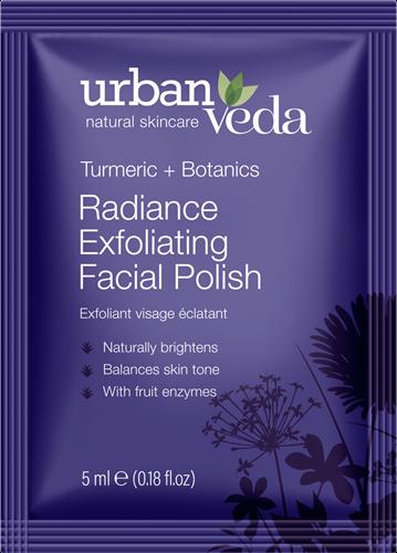 Urban Veda Radiance Facial Polish Sachet