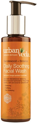 Urban Veda Soothing Facial Wash